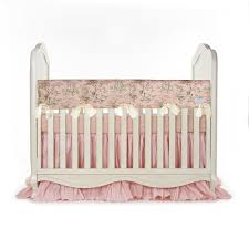 Side Rails For Convertible Crib Glenna Jean Maddie Convertible Crib Rail Cover Side N