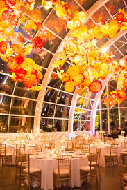 laura and james chihuly glass and garden wedding in seattle