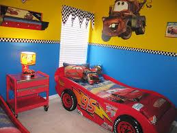 Disney Cars Home Decor Car Themed Bedrooms Spacious Disney Cars Themed Bedroom With