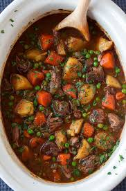 ina beef stew slow cooker beef stew cooking classy