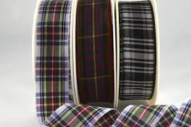 tartan ribbon 53780 tartan ribbon