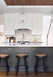 joanna gaines painted kitchen cabinets green black is the new black our favorite black paint colors