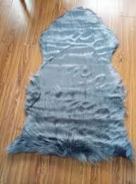Faux Fur Area Rugs by Online Get Cheap Sheepskin Chair Cover Aliexpress Com Alibaba Group