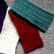 crochet ear warmer headband 5 ear warming headbands the yarn box the yarn box