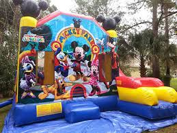 mickey mouse clubhouse bounce house mickey mouse bounce house