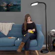 Avian Sun Floor Lamp by Lavish Home Sunlight Floor Lamp 6 U0027 Black Walmart Com