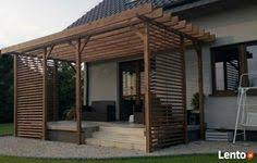 pergola balkon tarasy ogrodowe zadaszone szukaj w tarasy