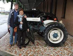 lamborghini tractor visit to the lamborghini winery 2012