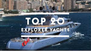 electric boat wikipedia top 20 largest explorer yachts boat international