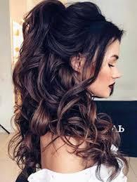 Halb Hochsteckfrisurenen Mittellange Haare by Halbe Hochsteckfrisur Stile Die Alle Stilvollen Damen Die Sehen