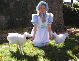Sheep Halloween Costume Bo Peep Sheep Costumes Heather Ingraham Dog
