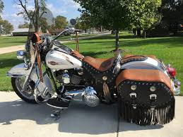 2007 harley davidson heritage softail classic carbon hill il