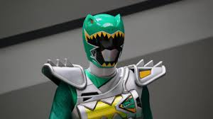 riley griffin green dino charge ranger morphin u0027 legacy
