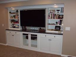 Entertainment Center Cabinet Doors Living Built In Entertainment Center Cabinets Pertaining To Decor