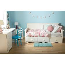 south shore summer breeze twin daybed with storage free shipping