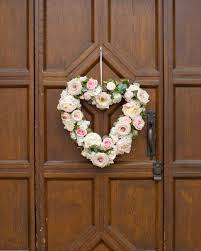 wedding flowers for guests heart shaped wedding ideas for the in you martha