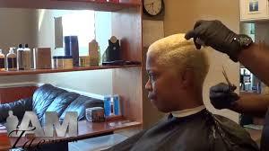 black women hi fade haircut picture short haircut for black women tutorial youtube