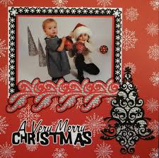 christmas photo album christmas scrapbook album 2 me and my cricut