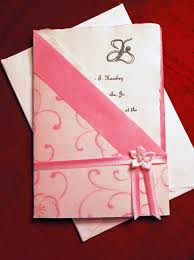 wedding invitations diy kits simple and stylish design of pocket