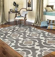 Fuzzy Area Rugs Amazon Com Ottomanson Soft Cozy Color Solid Shag Area Rug