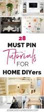 Home Decor Tutorial by 462 Best Diy Decorating U0026 Crafts Images On Pinterest
