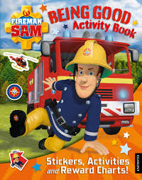 fireman sam good activity book amazon uk 9781405277235