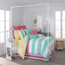 Pink Striped Comforter Comforters Sets Bedding Collections U0026 Down Comforters At