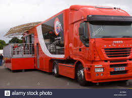 ferrari truck the ferrari challenge team dealership sponsorship entertainment