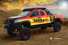 Toyota Made A Real Life Tonka Truck And It U0027s Blowing Our