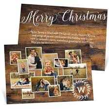 christmas cards custom designs from pear tree