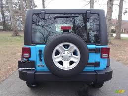 chief blue jeep 2017 chief blue jeep wrangler unlimited sport 4x4 119090474 photo