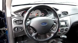 2001 Ford Focus Zx3 Interior 2003 Ford Focus Zx3 Blue Stock B2017a Interior Youtube