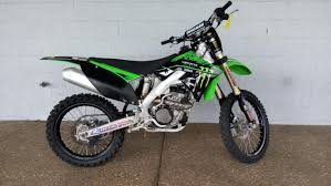 2009 kx250f motorcycles for sale