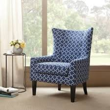 Blue Living Room Chair Wingback Chairs Blue Living Room Chairs For Less Overstock
