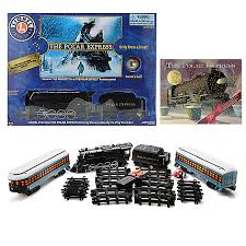 lionel trains polar express ready to play large set w