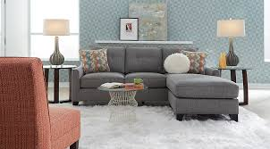 Gray Leather Sectional Sofa by Sectional Sofa Sets Large U0026 Small Sectional Couches
