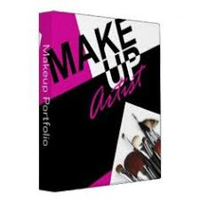 books for makeup artists makeup artist portfolio binder by colourfuldesigns for
