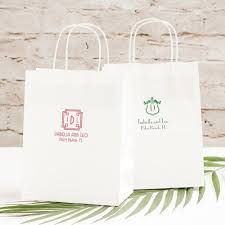 best 25 personalized gift bags ideas on bridesmaid