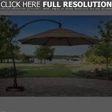 sears offset patio umbrella home outdoor decoration