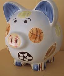 keepsake piggy bank 35 best bank images on pottery ideas pottery