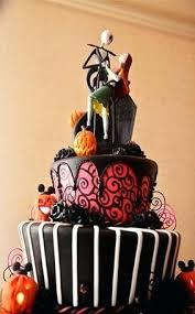 nightmare before christmas cake decorations s nightmare before christmas wedding cakes cake decorations