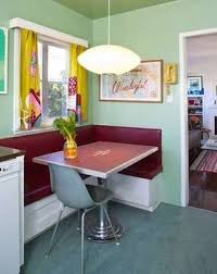 retro kitchen banquette seating ideas trending now bob vila