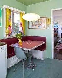 Banquette Seating Ideas Retro Kitchen Banquette Seating Ideas Trending Now Bob Vila
