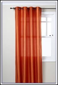 Orange Panel Curtains Burnt Orange Curtains Curtains Spice Colored Curtains Decor Spice