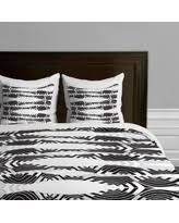 Black And White Twin Duvet Cover Amazing Deal On