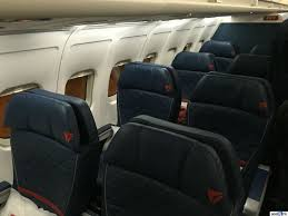 Delta Economy Comfort Review Delta One First Class Md 88 Seat Review The Seatlink Blog