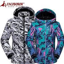2017 Unco Boror Outdoor Shark Skin Soft Shell Jacket Men Women