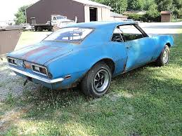 1968 camaro sale 1968 chevrolet camaro for sale creston ohio