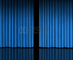 Movie Drapes Entertainment Curtains Background For Movie Performances At A
