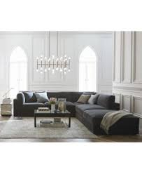 What Is A Modular Sofa Aryanna 5 Pc Modular With Ottoman And 2 Toss Pillows Created For